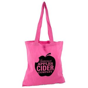 Express Brixton Eco Shopper Bags in Pink