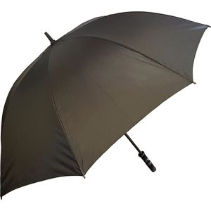 Value Fibrestorm Golf Umbrella in Black