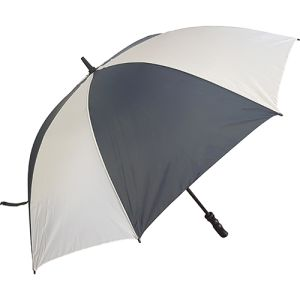 Value Fibrestorm Golf Umbrella in Navy/White