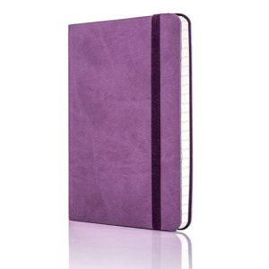 Tucson Flexible Ruled Pocket Notebook in Purple