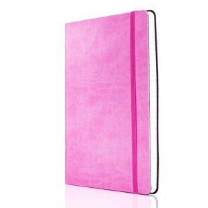Tucson Flexible Ruled Medium Notebooks in Pink