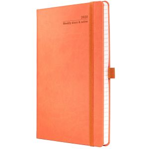 Printed Journals for marketing campaigns in Orange