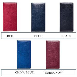 Branded Columbia journals for offices colours