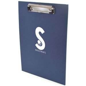 Promotional A4 Bristol Clipboards for Events