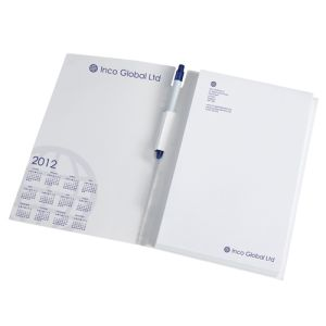 A4 Pad and Pen Conference Packs