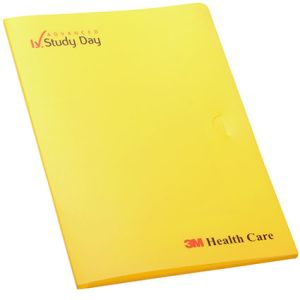 A4 Polypropylene Conference Folders