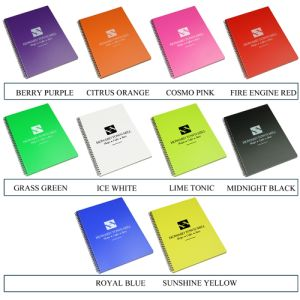 A4 Recycled Polypropylene Notepads