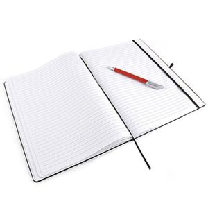 Printed Soft Feel Notebook for Business Gifts