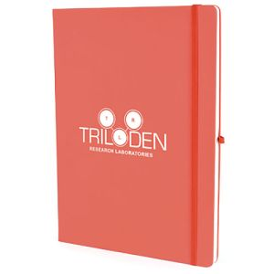 Personalised A5 Note Book with ample room for your designs