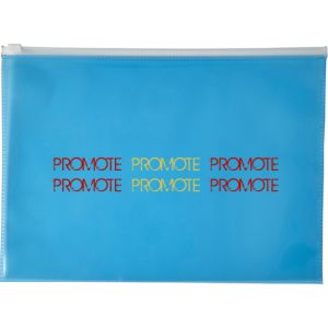 A4 Transparent PVC Document Bags
