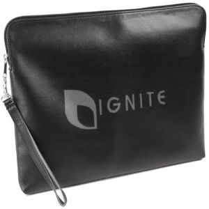 Promotional A4 Zip Document Cases for conferences