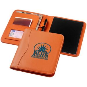 A5 Notepad Portfolios in Orange