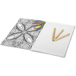 A5 Colouring Notebooks