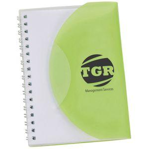 A5 Curve Notebooks