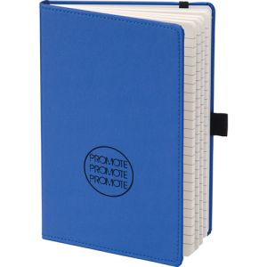 A5 Dartford Notebooks in Blue
