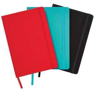 A5 Hardbacked Notebooks