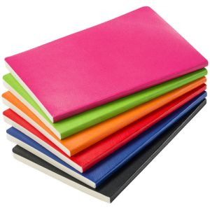 A5 Leatherette Paper Back Notebooks