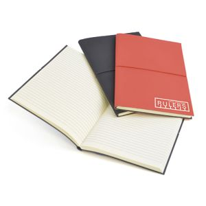 A5 PU Elastic Closure Notebooks