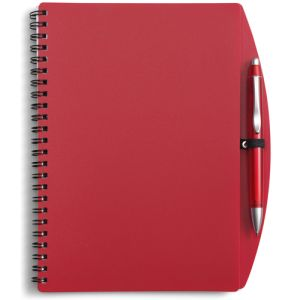 Custom Printed Note Books for Company Giveaways