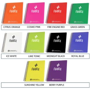 Business notepads for merchandise ideas