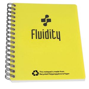 Corporate branded  notepads for workplaces