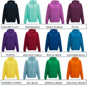 Printed hoodies for shop marketing ideas
