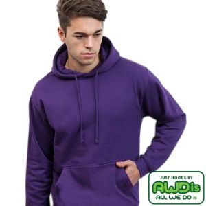 Promotional AWD College Hoodies for events