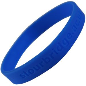 Branded Silicon Wristbands for Parties