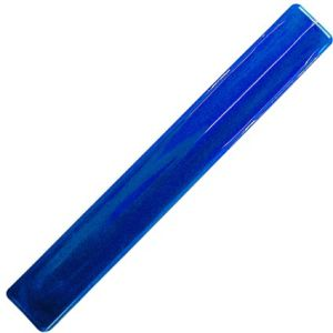 Adult Slap Wrap Wristbands in Blue