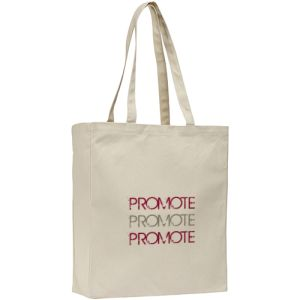 Allington 12oz Cotton Canvas Show Bags in Natural