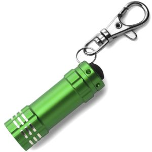 Promo torch keyrings for marketing ideas