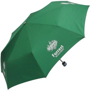 Promotional Aluminium Supermini Umbrella for Outdoor Marketing