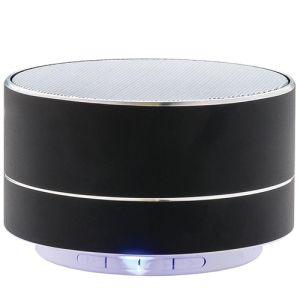Aluminium Wireless Speakers in Black