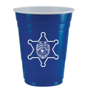 Printed Plastic Cups that are ideal for catered events