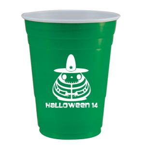 Branded Party Cups offer ample room for your designs