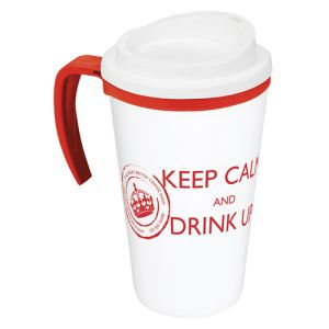 Promo take out cups for marketing products