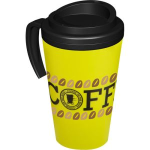 Branded travel mugs for printing with company logos