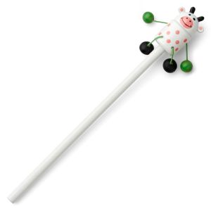 Printed Animal Topper Pencil for Kids Gifts