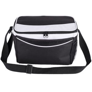 Corporate branded cool bags for event merchandise