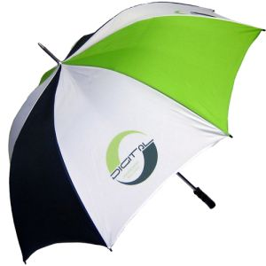 Promotional Auto Golf Umbrellas for Winter Campaigns