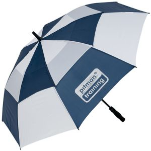 Personalised Vent Umbrellas for Corporate Gifts