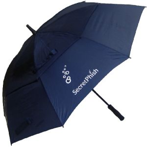 Promotional Auto Umbrellas offer large ares for your logos