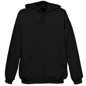 AWD College Hoodies in Black