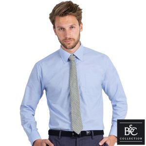 B and C Mens Long Sleeve Shirts