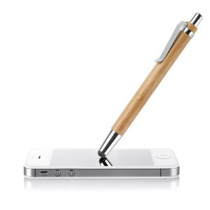 Bamboo Touch Screen Ballpens