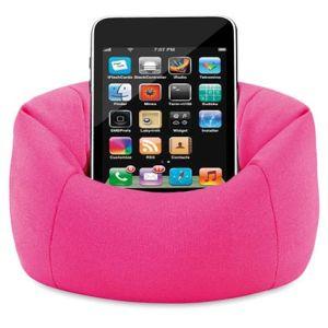 Bean Bag Phone Holders