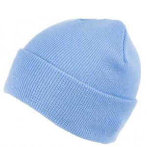 Promotional beanies for company logos