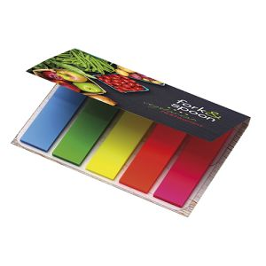 BiC Flag Index Tab Booklets