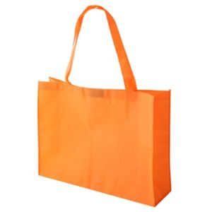 Shopper bags printed with company design