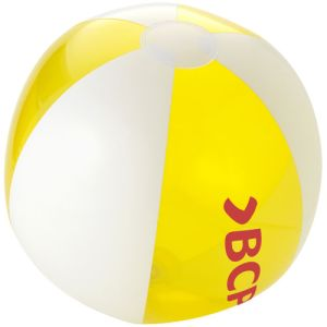 These branded beach balls make fantastic giveaways to tie in with a summer-themed marketing campaign